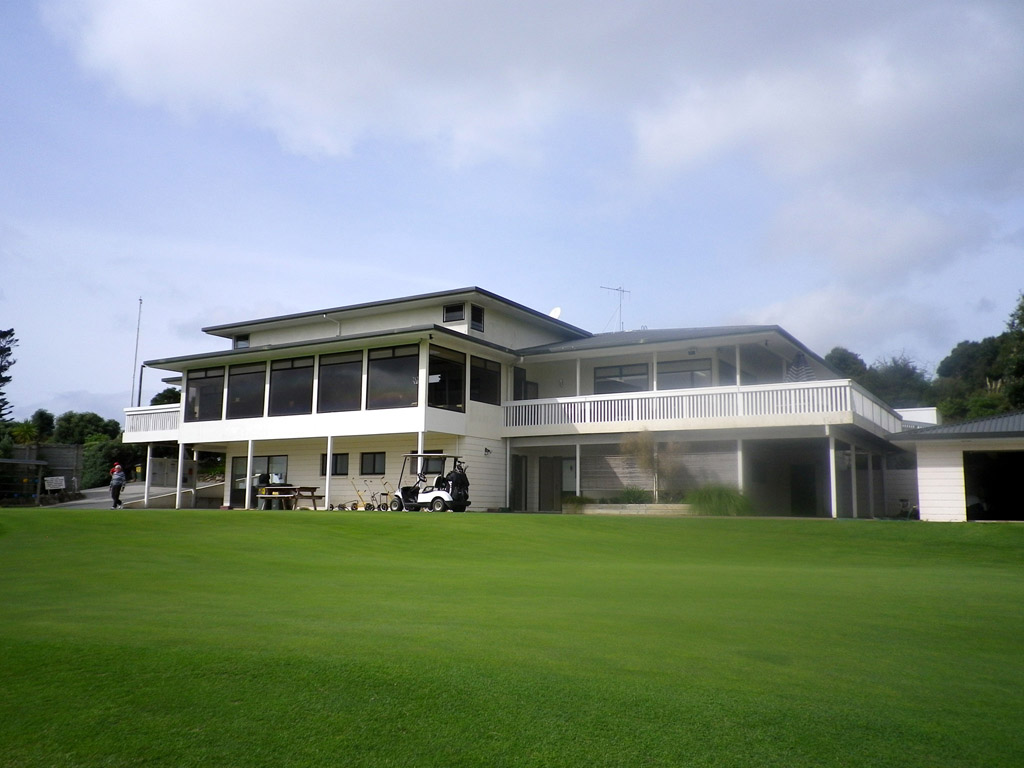Mangawhai New Zealand  City pictures : Mangawai Golf Club