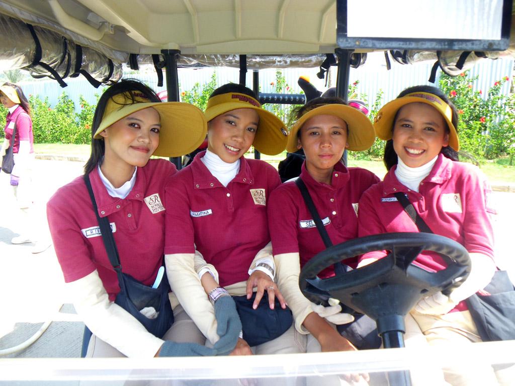 Royal Jakarta Golf Club-South & West Course