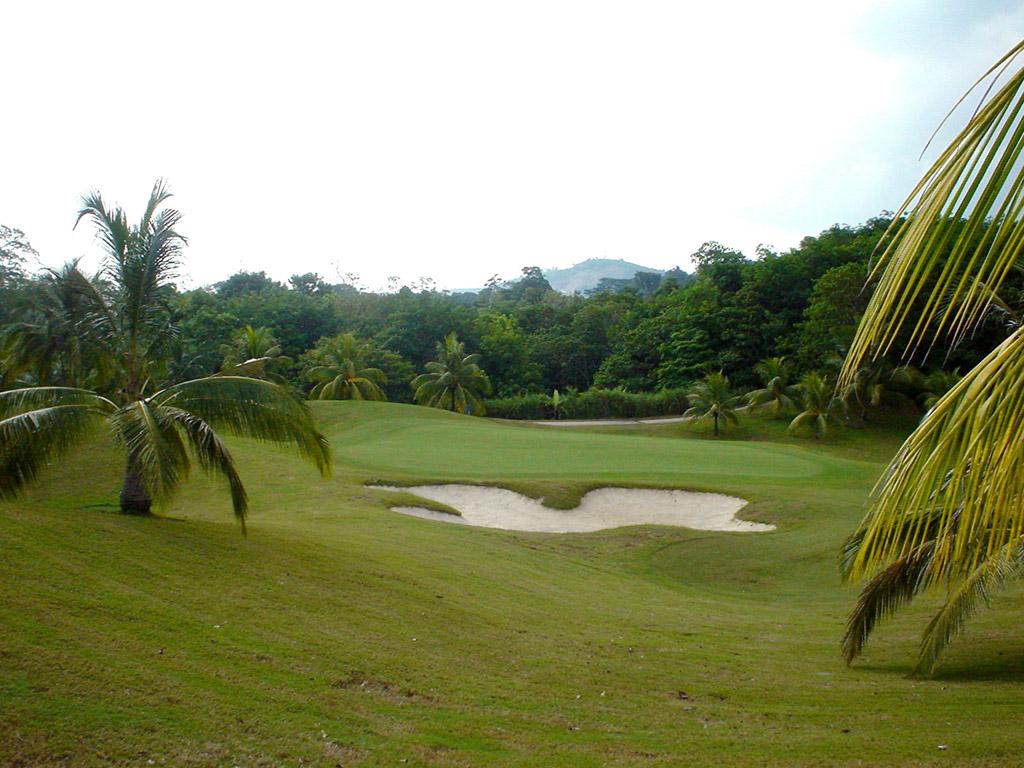 shan shui golf country club